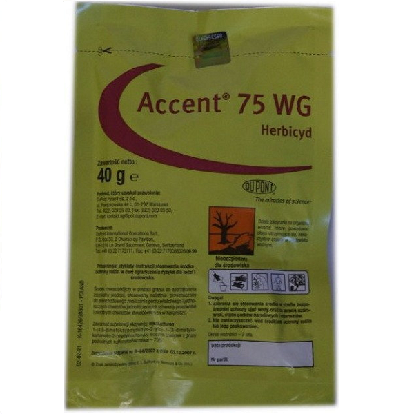 Accent 75 WG